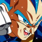 Vegeta SSGSS evolue dragon ball xenoverse 2