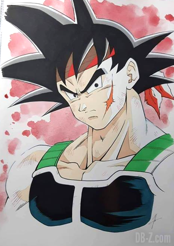 Dragon Ball SJKB Bardock