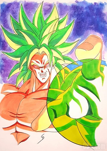 Dragon Ball SJKB Broly