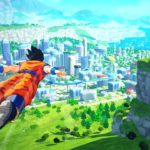 Dragon Ball Z Kakarot Goku vole