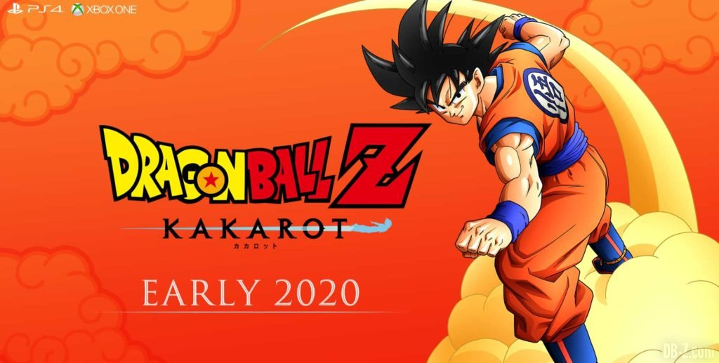 Dragon Ball Z Kakarot Personnages site officiel 1