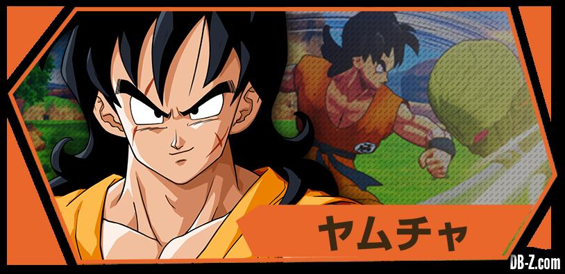 Dragon Ball Z Kakarot Yamcha