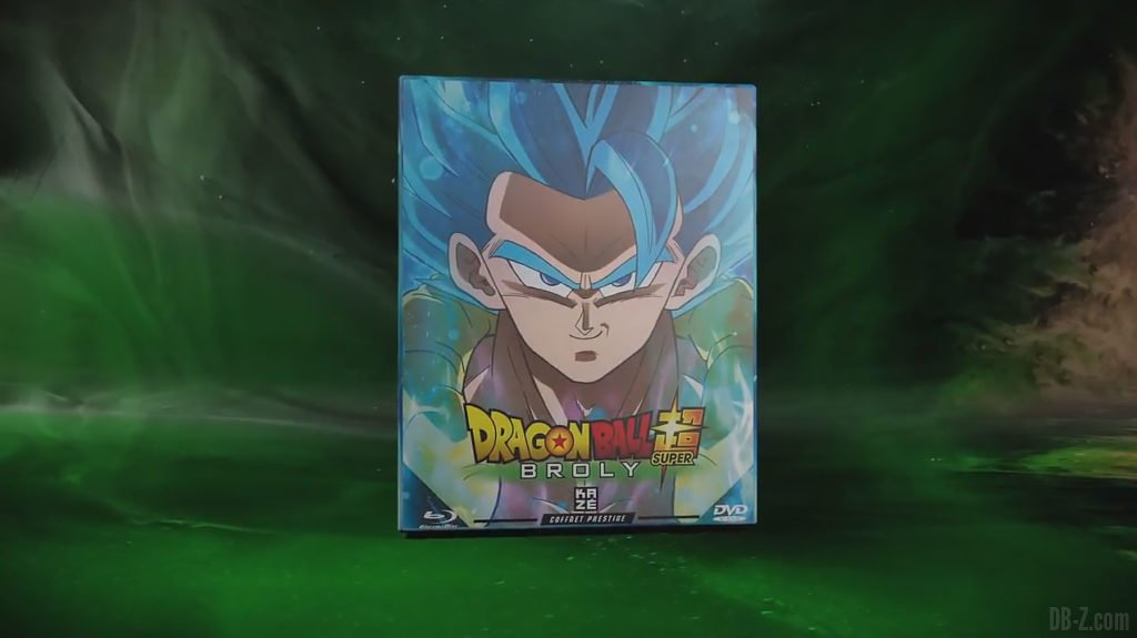 Edition Collector Dragon Ball Super Coffret Prestige 1