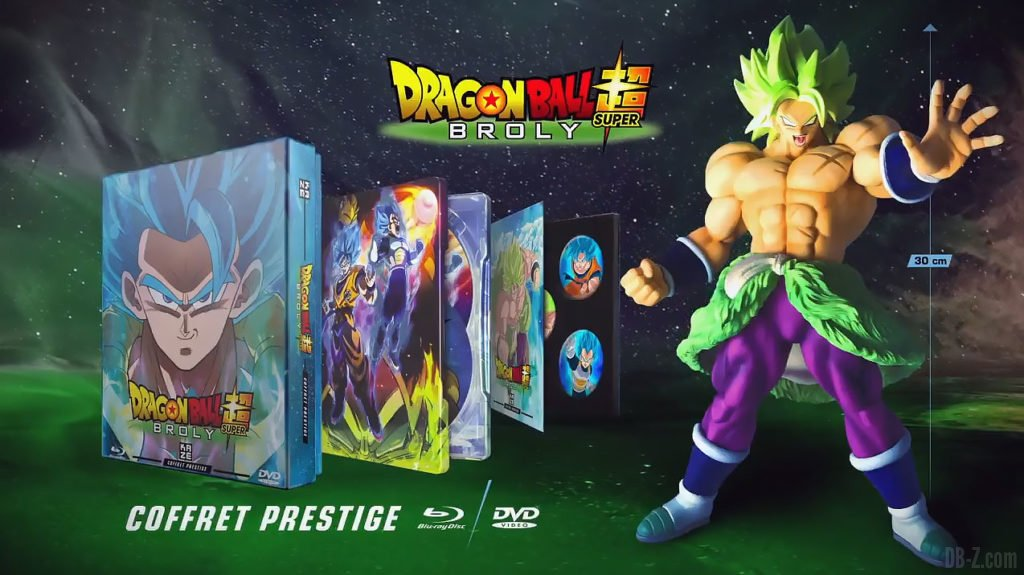 Edition Collector Dragon Ball Super Coffret Prestige 6