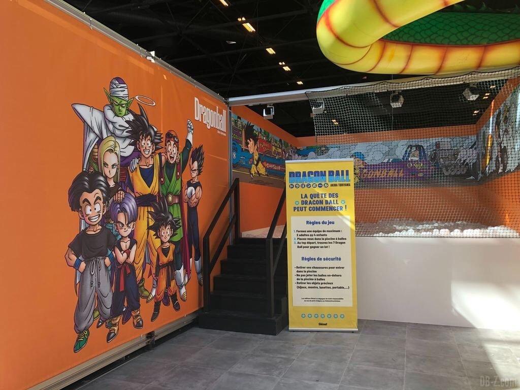 Glenat Dragon Ball Japan Expo