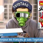 Interview Toyotaro Journal Mickey