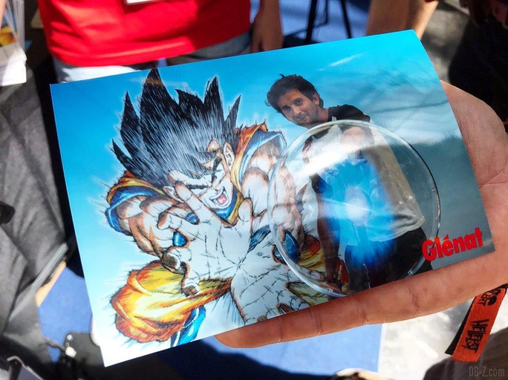 Japan Expo Glenat Dragon Ball