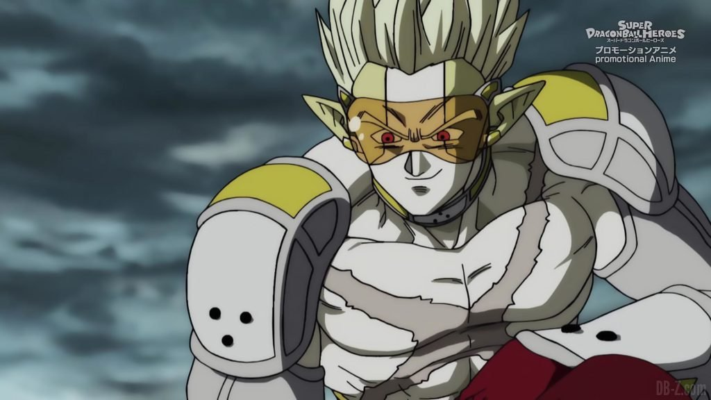 Super Dragon Ball Heroes Episode 13 003 Hearts