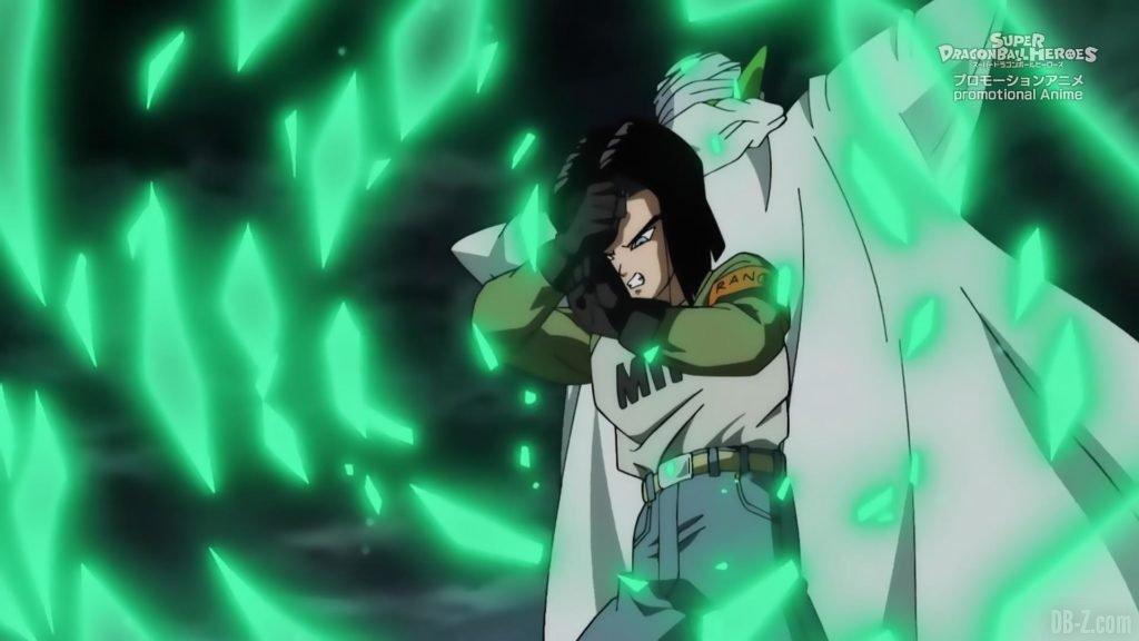 Super Dragon Ball Heroes Episode 13 027 C 17 Piccolo