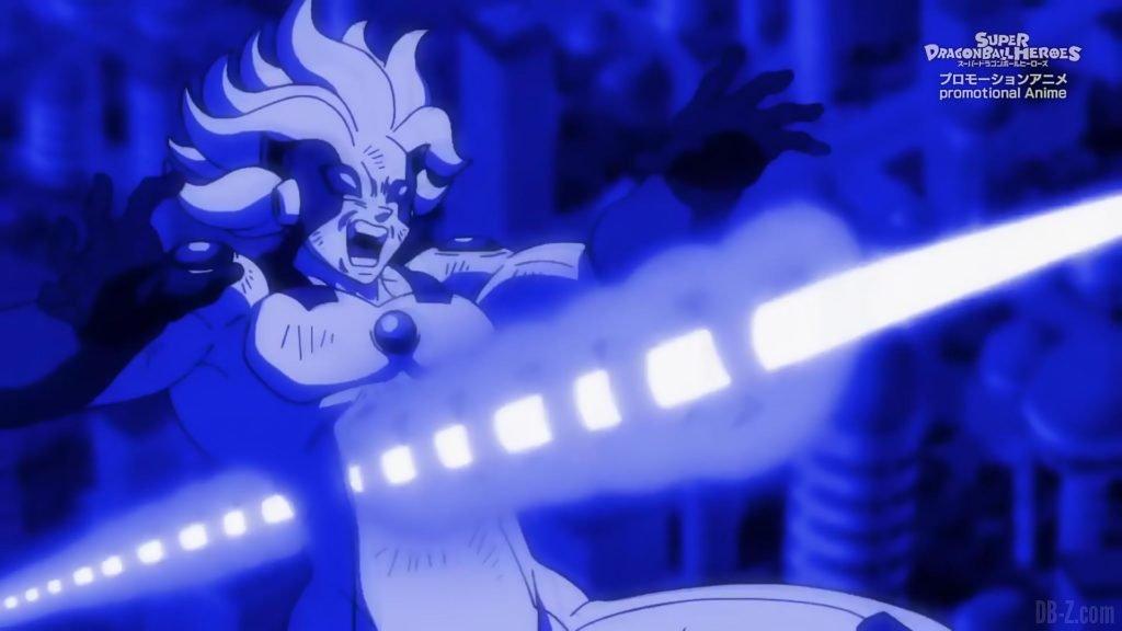 Super Dragon Ball Heroes Episode 13 029 Kamioren
