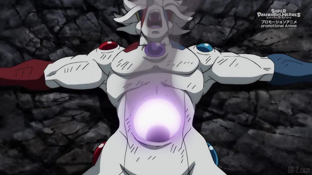 Super Dragon Ball Heroes Episode 13 030 Kamioren