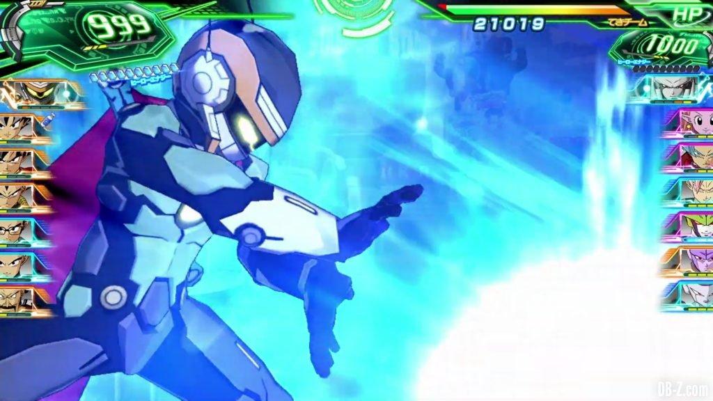 Super Dragon Ball Heroes WORLD MISSION 2ème MAJ 10 Great Saiyaman 3