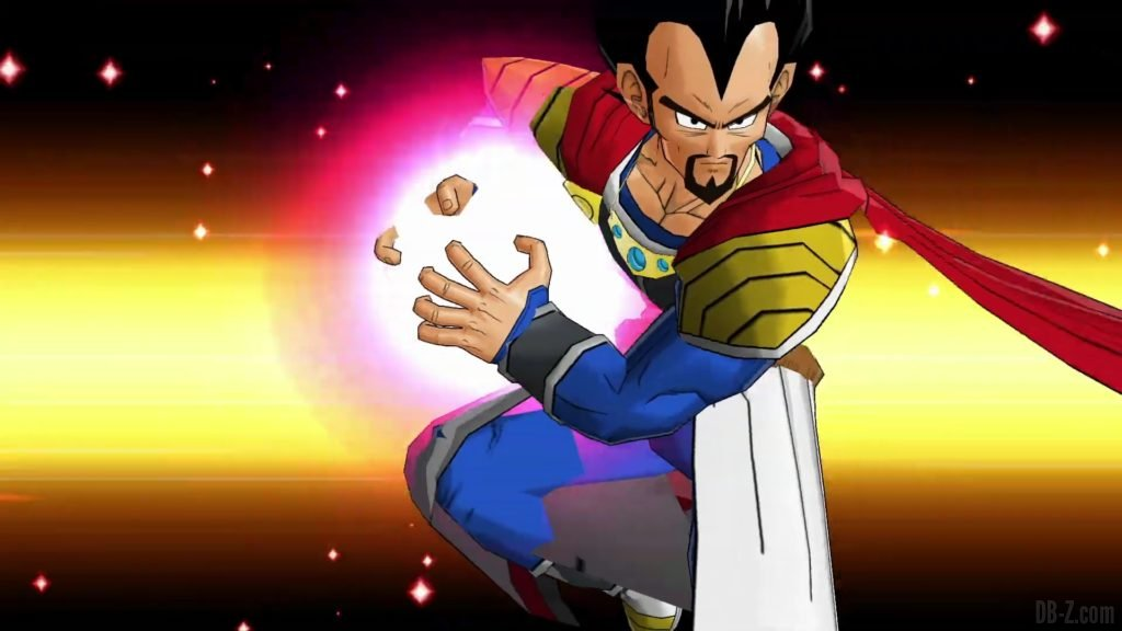 Super Dragon Ball Heroes WORLD MISSION 2ème MAJ 11 Roi Vegeta