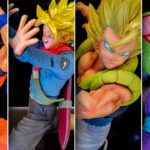 57eme prize fair figurines dragon ball