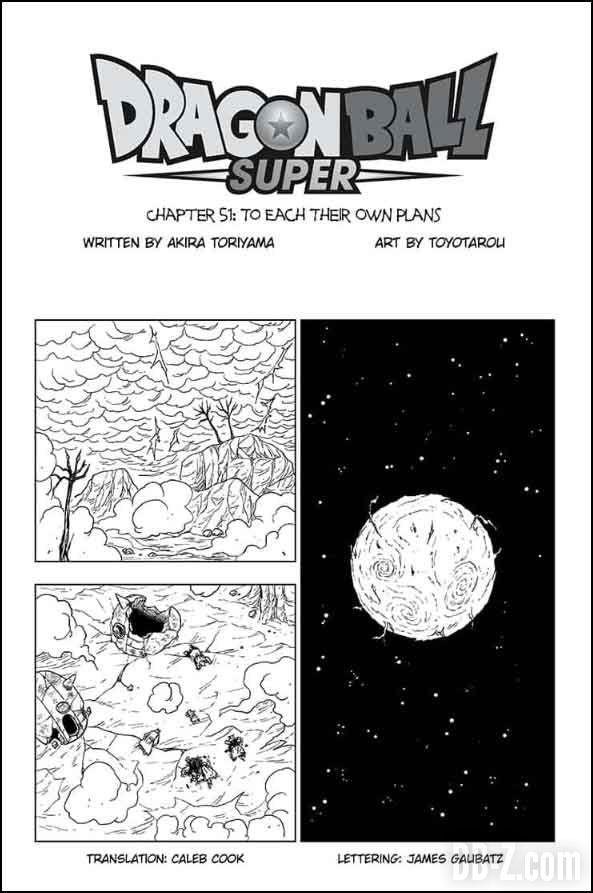 Chapitre 51 Dragon Ball Super