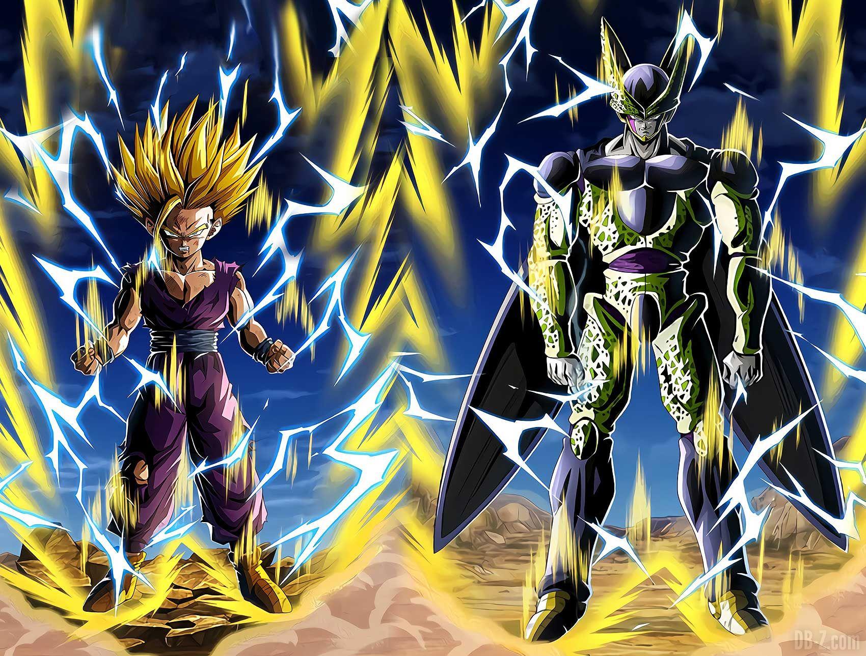 Dokkan Battle : Les Dokkan Events de Gohan Super Saiyan 2
