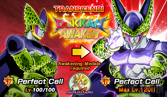 Dokkan The Horrific Cell Games 2