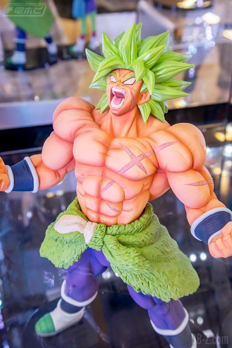 Dragon Ball Super Banpresto World Figure Colosseum SPECIAL BROLY Décembre 2019