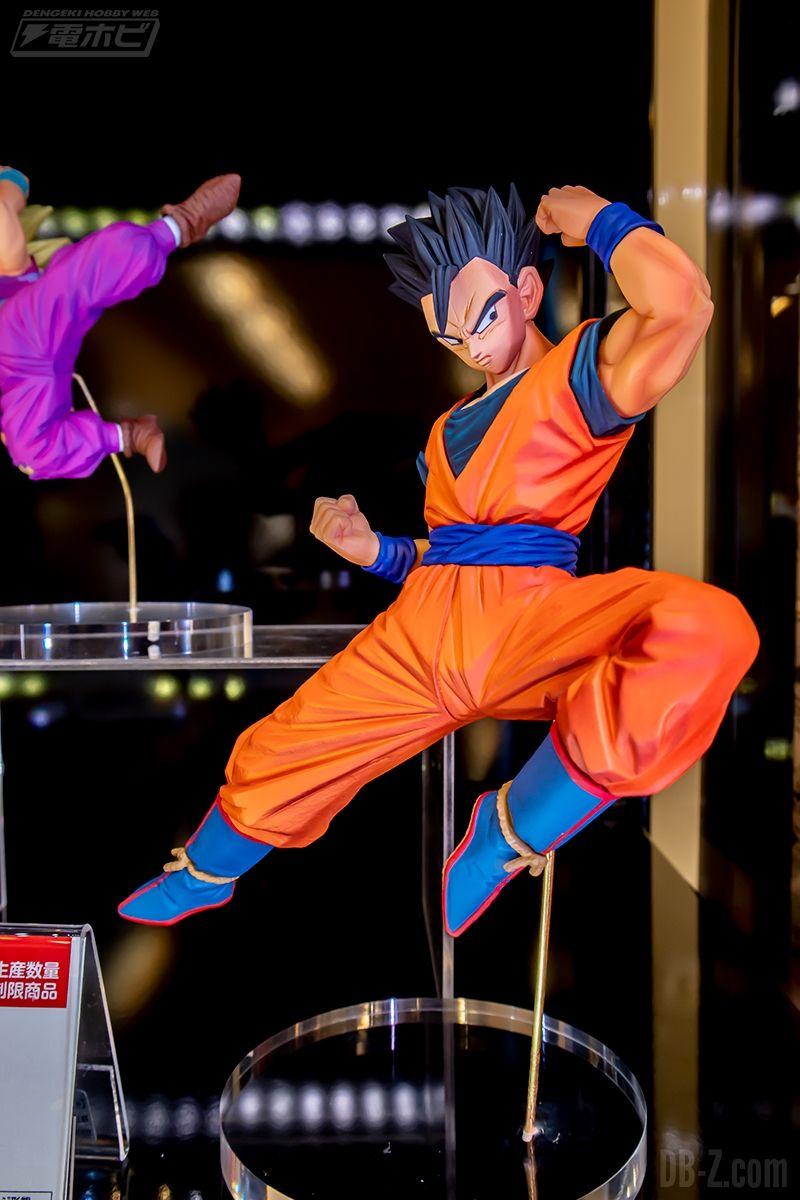 Dragon Ball Super Super Senshi Retsuden Vol.6 Son Gohan Ado Janvier 2020