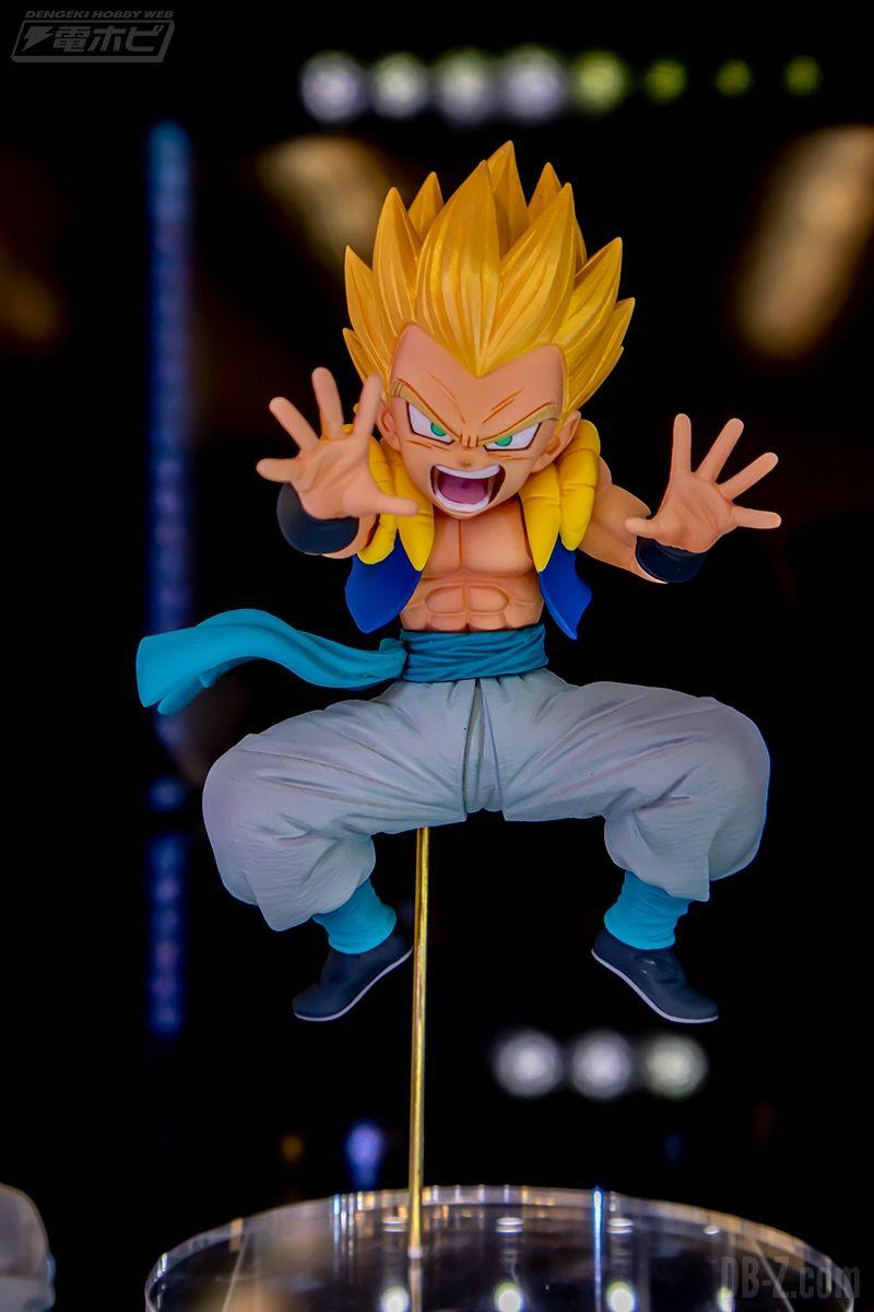 Dragon Ball Super Super Senshi Retsuden Vol.8 Gotenks Super Saiyan Mars 2020