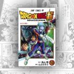 Dragon Ball Super Tome 10 Chiffres de vente 1ere semaine