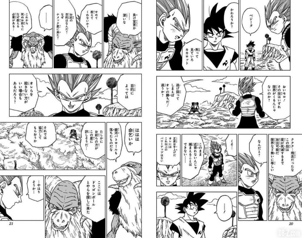 Dragon Ball Super Tome 10 Page 19 20