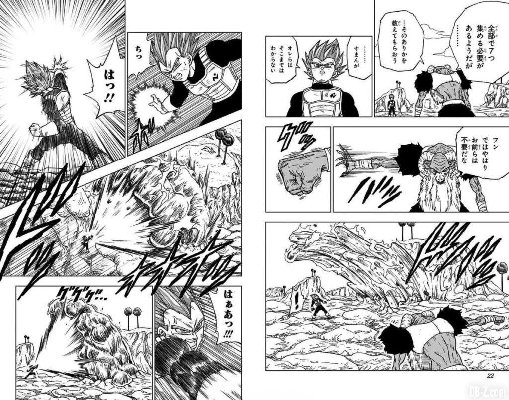 Dragon Ball Super Tome 10 Page 20 21