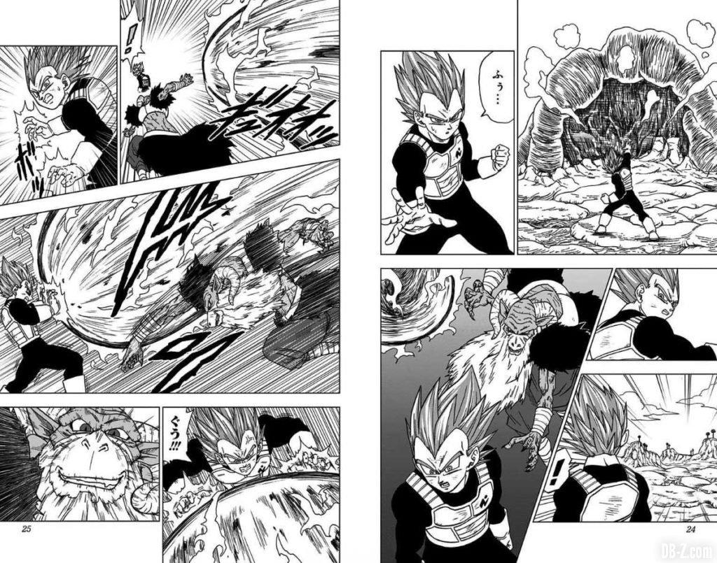 Dragon Ball Super Tome 10 Page 22 23
