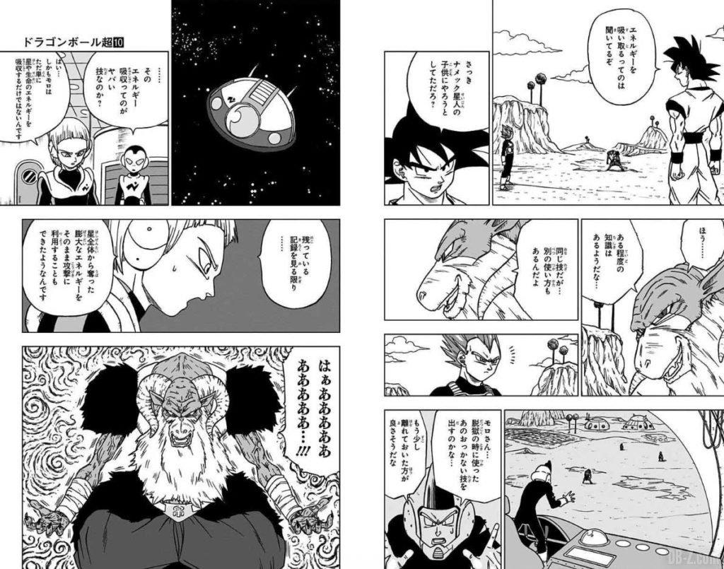 Dragon Ball Super Tome 10 Page 7 8