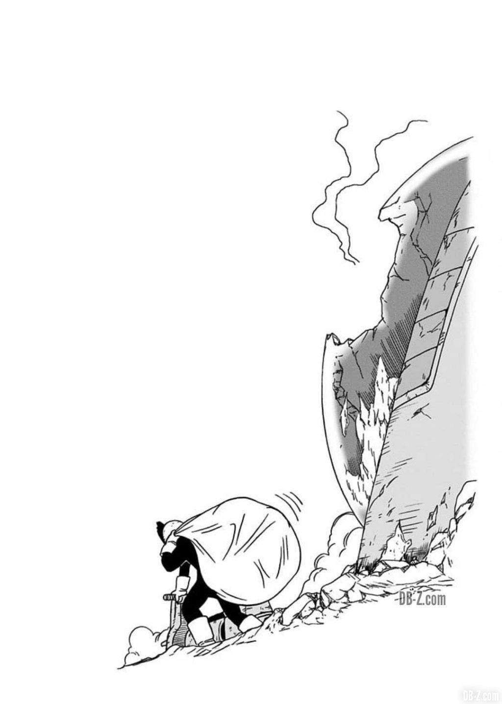 Dragon Ball Super Tome 10 Page Bonus 2