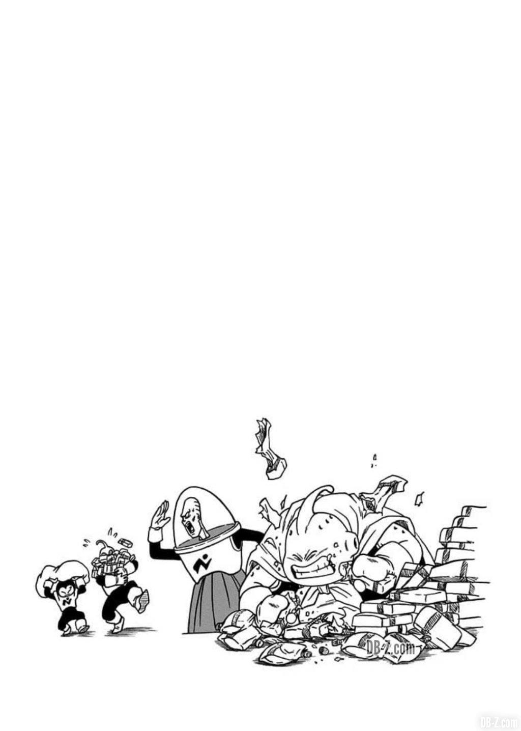 Dragon Ball Super Tome 10 Page Bonus 3