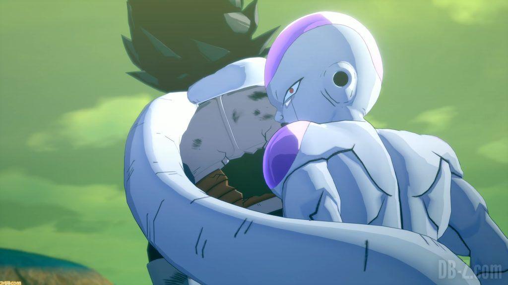 Dragon Ball Z Kakarot Freezer Vegeta