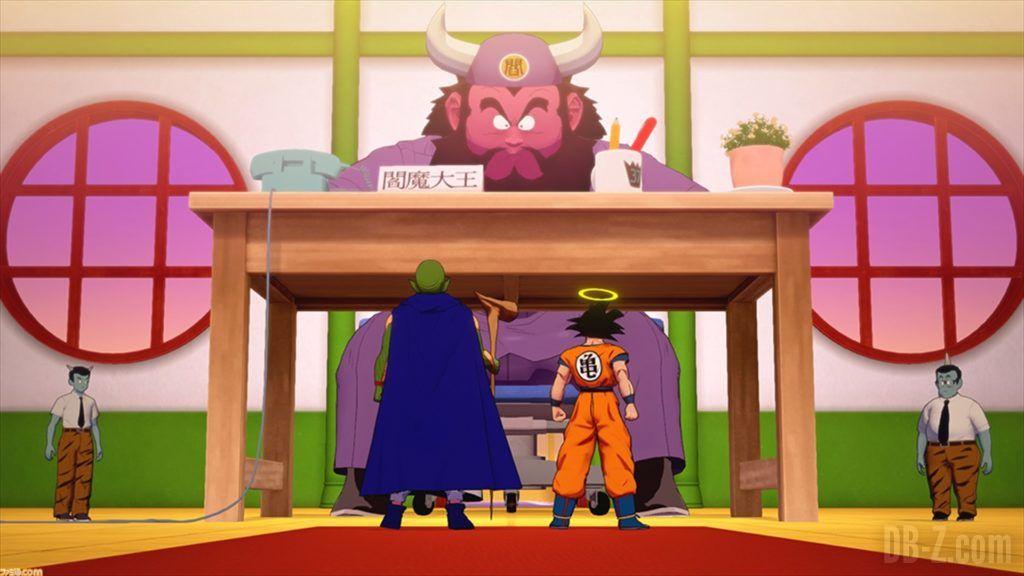 Dragon Ball Z Kakarot Goku Ema