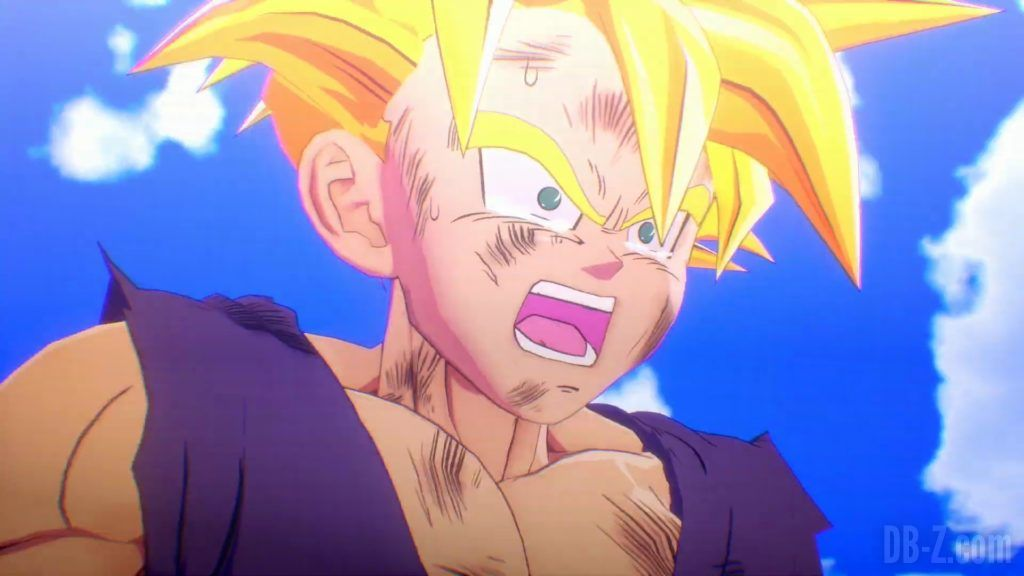 Dragon Ball Z Kakarot Trailer Gohan Cell 00001