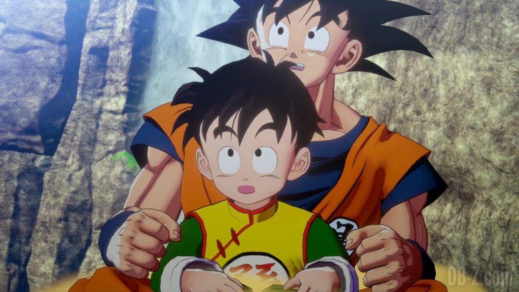 Dragon Ball Z Kakarot Trailer Gohan Cell 000011