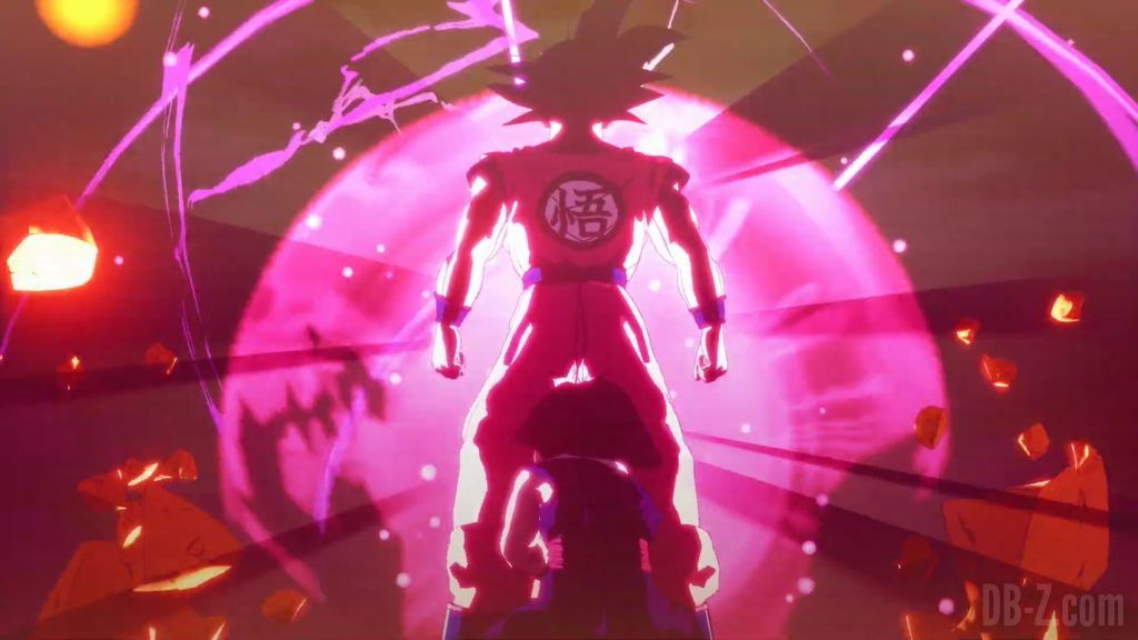 Dragon Ball Z Kakarot Trailer Gohan Cell 000015