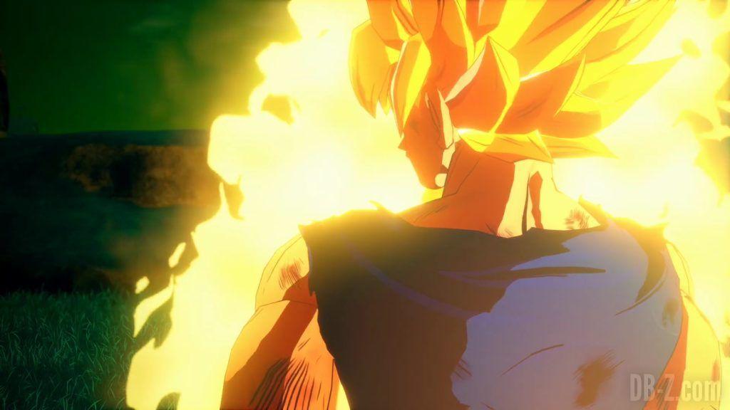 Dragon Ball Z Kakarot Trailer Gohan Cell 000016