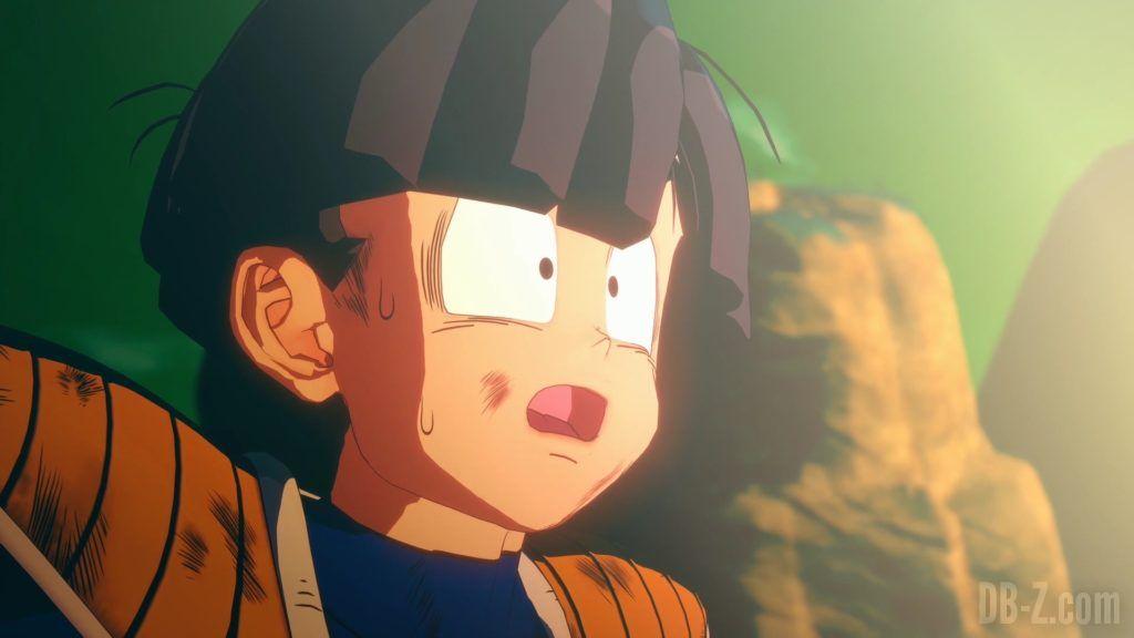 Dragon Ball Z Kakarot Trailer Gohan Cell 000017