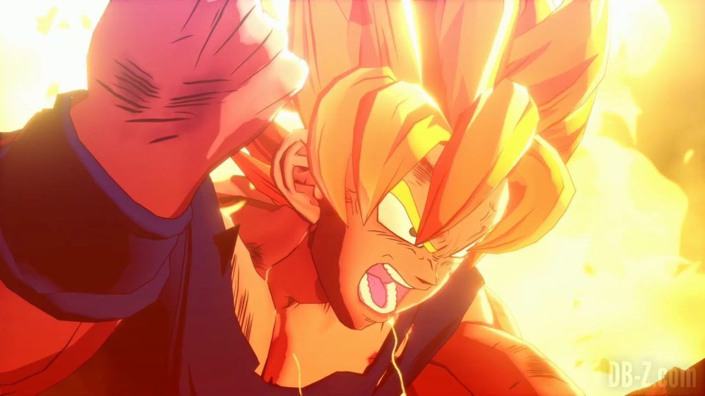 Dragon Ball Z Kakarot Trailer Gohan Cell 000019