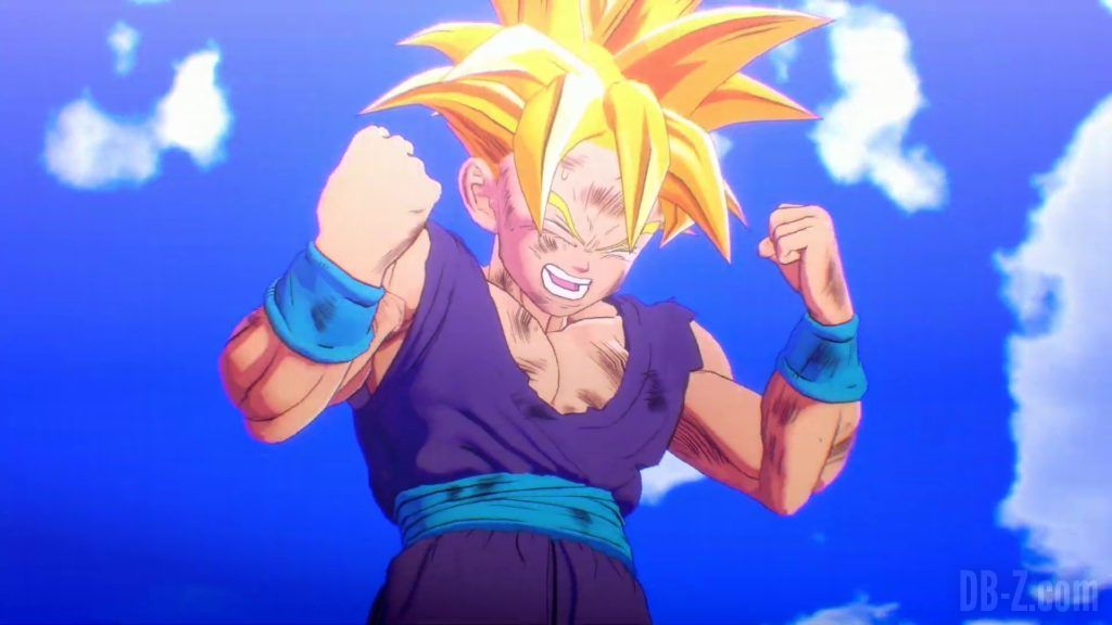 Dragon Ball Z Kakarot Trailer Gohan Cell 00002