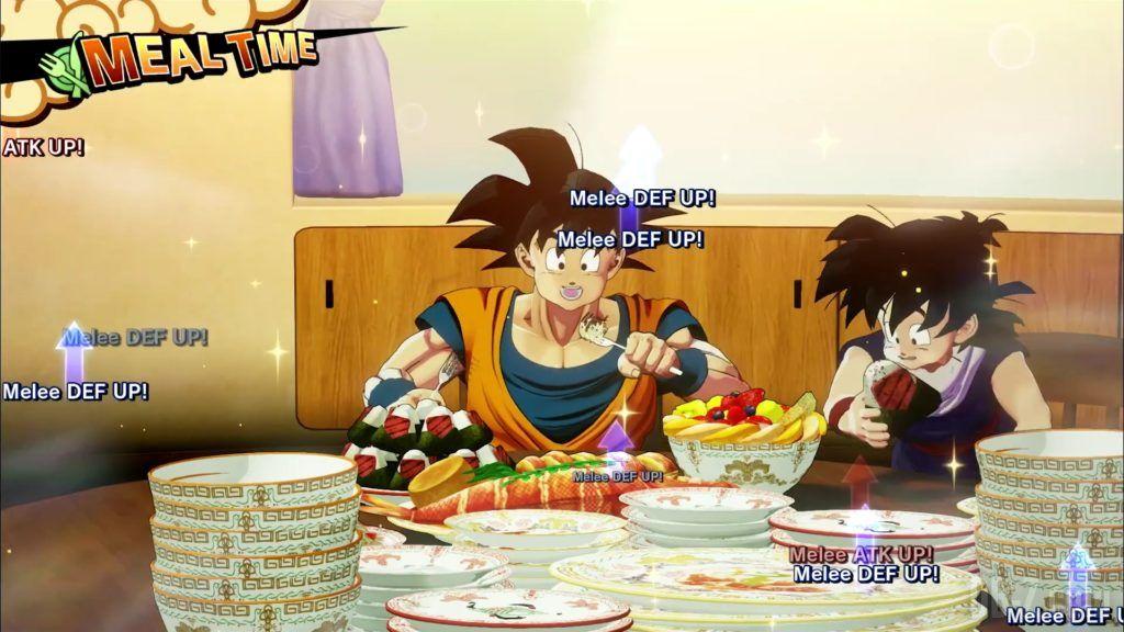 Dragon Ball Z Kakarot Trailer Gohan Cell 000020