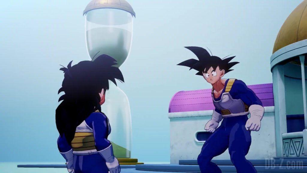 Dragon Ball Z Kakarot Trailer Gohan Cell 000022