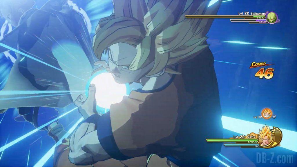 Dragon Ball Z Kakarot Trailer Gohan Cell 000028