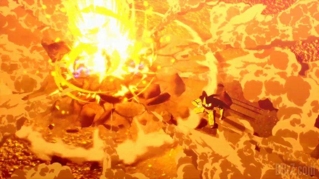 Dragon Ball Z Kakarot Trailer Gohan Cell 00003