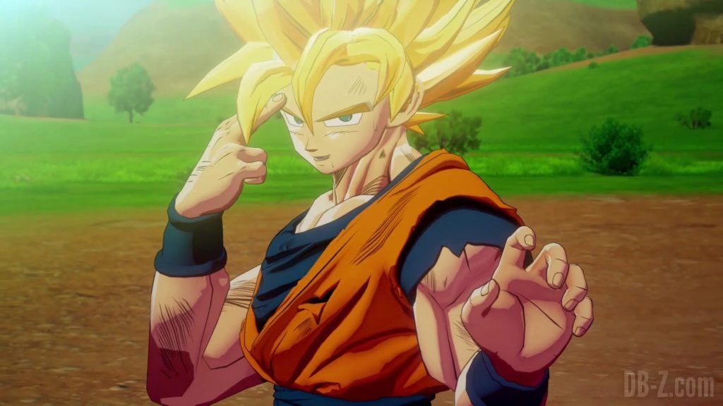 Dragon Ball Z Kakarot Trailer Gohan Cell 000030
