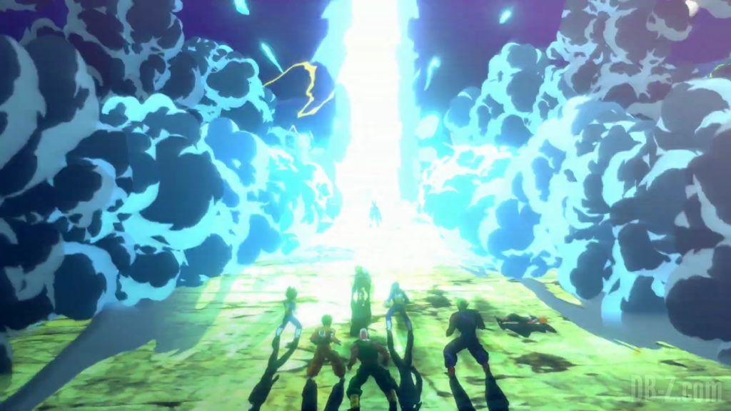 Dragon Ball Z Kakarot Trailer Gohan Cell 000034