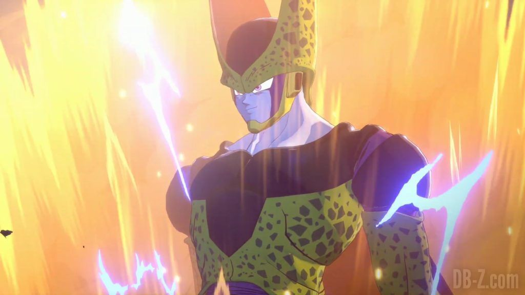 Dragon Ball Z Kakarot Trailer Gohan Cell 000035