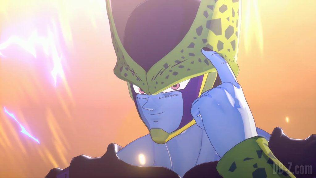 Dragon Ball Z Kakarot Trailer Gohan Cell 000036