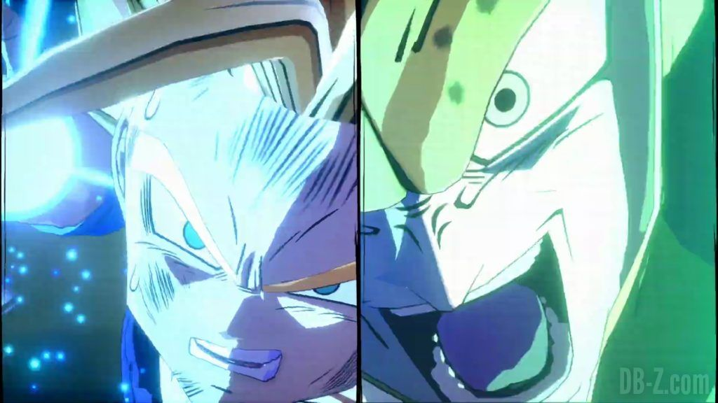 Dragon Ball Z Kakarot Trailer Gohan Cell 000048