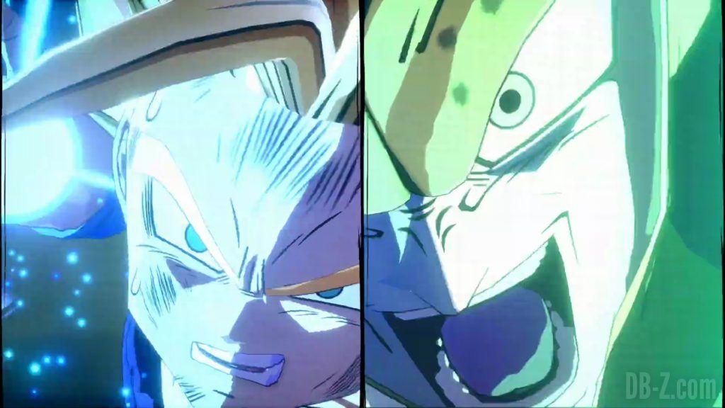 Dragon Ball Z Kakarot Trailer Gohan Cell 000048